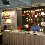 booths for Todd Electric and Shamrock Lighting